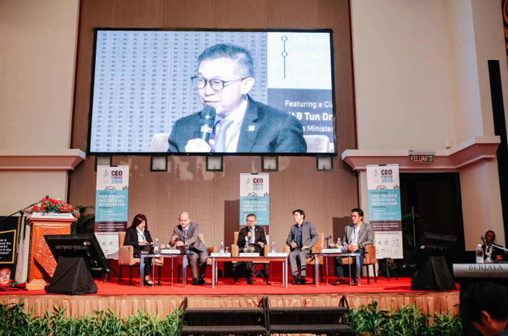 Understanding & Accelerating the Fourth Industrial Revolution – A Summary of the Plenary Session